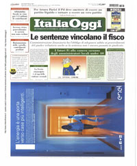 Italia Oggi 8 Marzo 2017