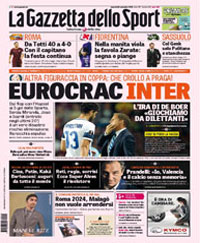 La Gazzetta Dello Sport 30 Novembre 2016